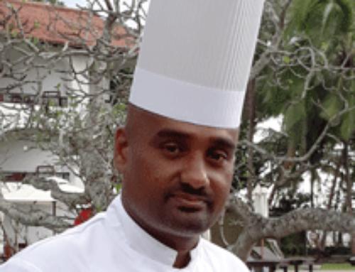 Rajith Abeysekara – Küchenchef im Maha Gedara