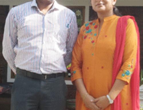 Manu Das & Smithadevi Chandran – Ayurveda-Ärzte im Kadaltheeram