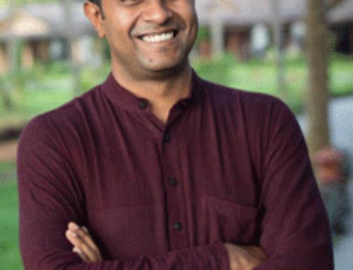 Vignesh Devraj – Ayurveda-Arzt und Gründer vom Sitaram Beach Retreat